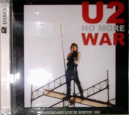 U2 / No More War