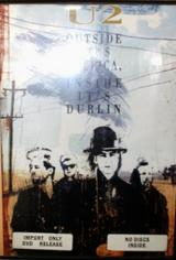 U2 / Outside It's America, Inside It's Dublin